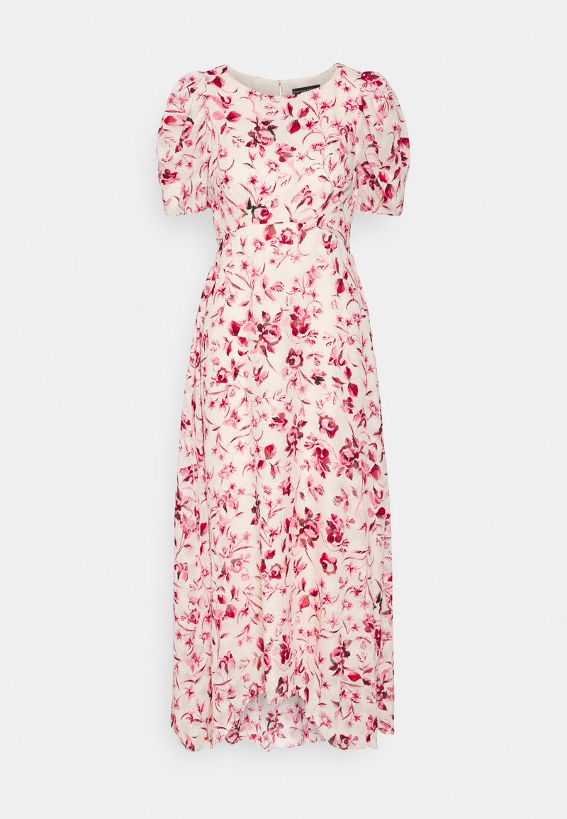Dorothy Perkins - FLORAL DRESS - Kjole - ivory