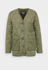 DREW JACKET - Lehká bunda - winter moss