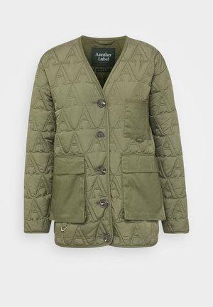 DREW JACKET - Lett jakke - winter moss