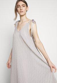 MRZ - DRESS - Maxi šaty - silver - 6