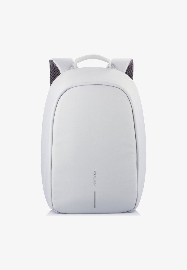 BOBBY HERO SMALL - ANTI-THEFT - Rucksack - light grey