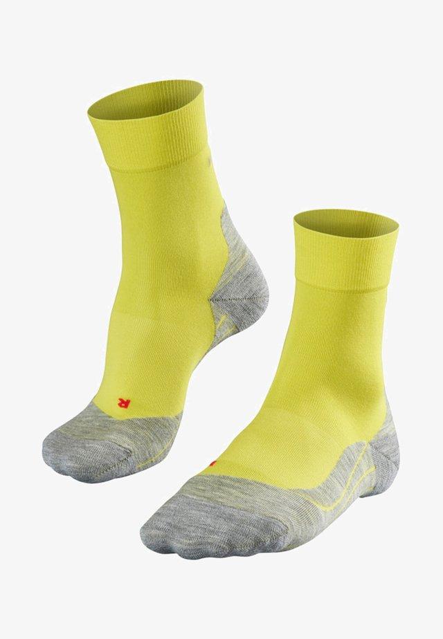 RU4 - Sports socks - sulfur