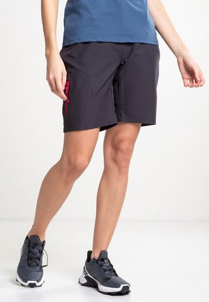 BEAUFORT - Sports shorts - anthracite