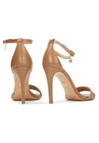 Kazar - MEGAN  - Sandály na vysokém podpatku - brown - 2