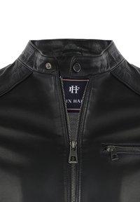 Felix Hardy - Leather jacket - black - 2