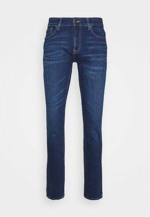 SCANTON SLIM - Slim fit jeans - denim dark