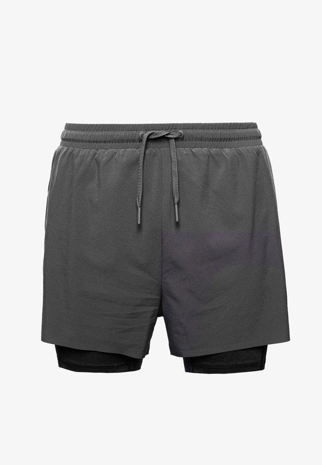 RUN TRAIL - Shorts - slate