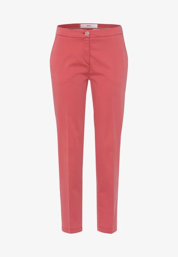 STYLE MARON - Trousers - coral