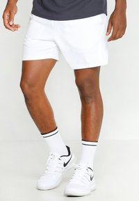 Nike Performance - DRY SHORT - Short de sport - white - 0