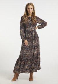 usha - Maxi dress - altrosa - 1