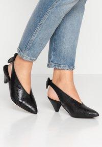 Toral Wide Fit - Escarpins - black - 0