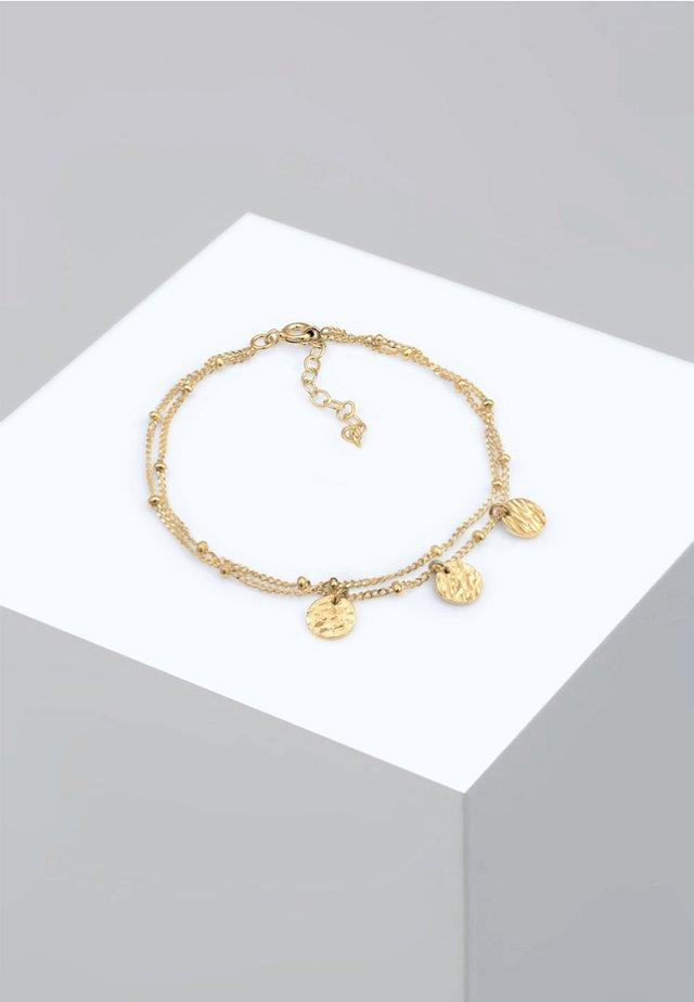 BASIC LAYER - Armband - gold-coloured