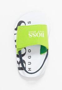 BOSS Kidswear - Sandals - sea/green - 1