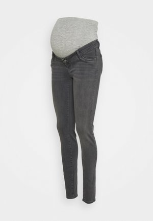 MLOKLAHOMA - Jean slim - dark grey denim
