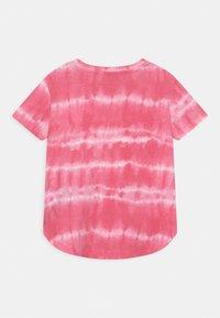 GAP - GIRL LOGO - T-shirts print - pink - 1