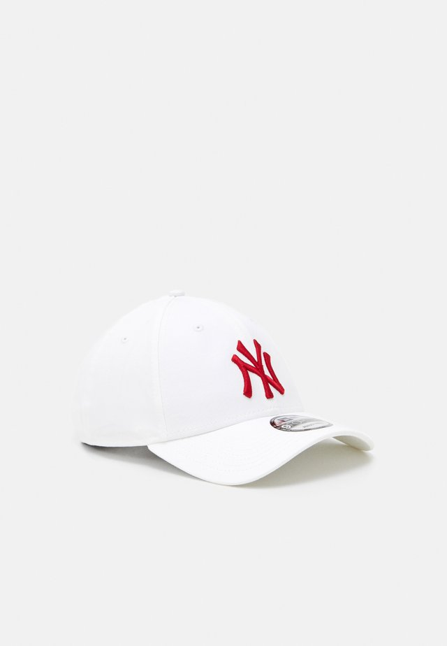 LEAGUE ESSENTIAL 9FORTY  - Casquette - white/red