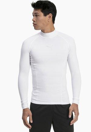 LONG SLEEVE - Langærmede T-shirts - white