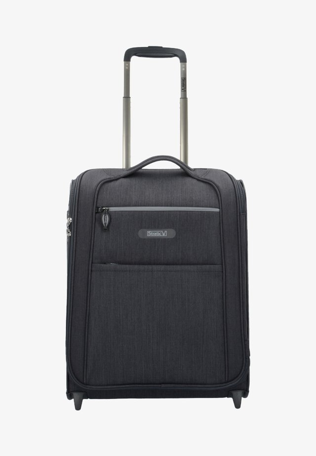 FLOATING  - Wheeled suitcase - black