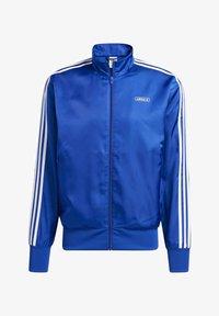 adidas Originals - SATIN FIREBIRD TRACK TOP - Træningsjakker - blue - 5