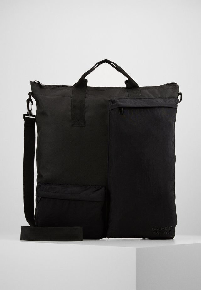 TOTE BAG - Shopping bags - black