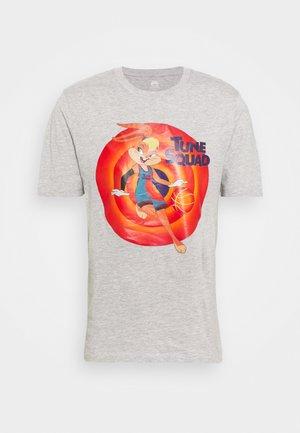NBA LOLA BUNNY SPACE JAM 2 TUNE SQUAD NAME & NUMBER TEE  LOL - Squadra - grey