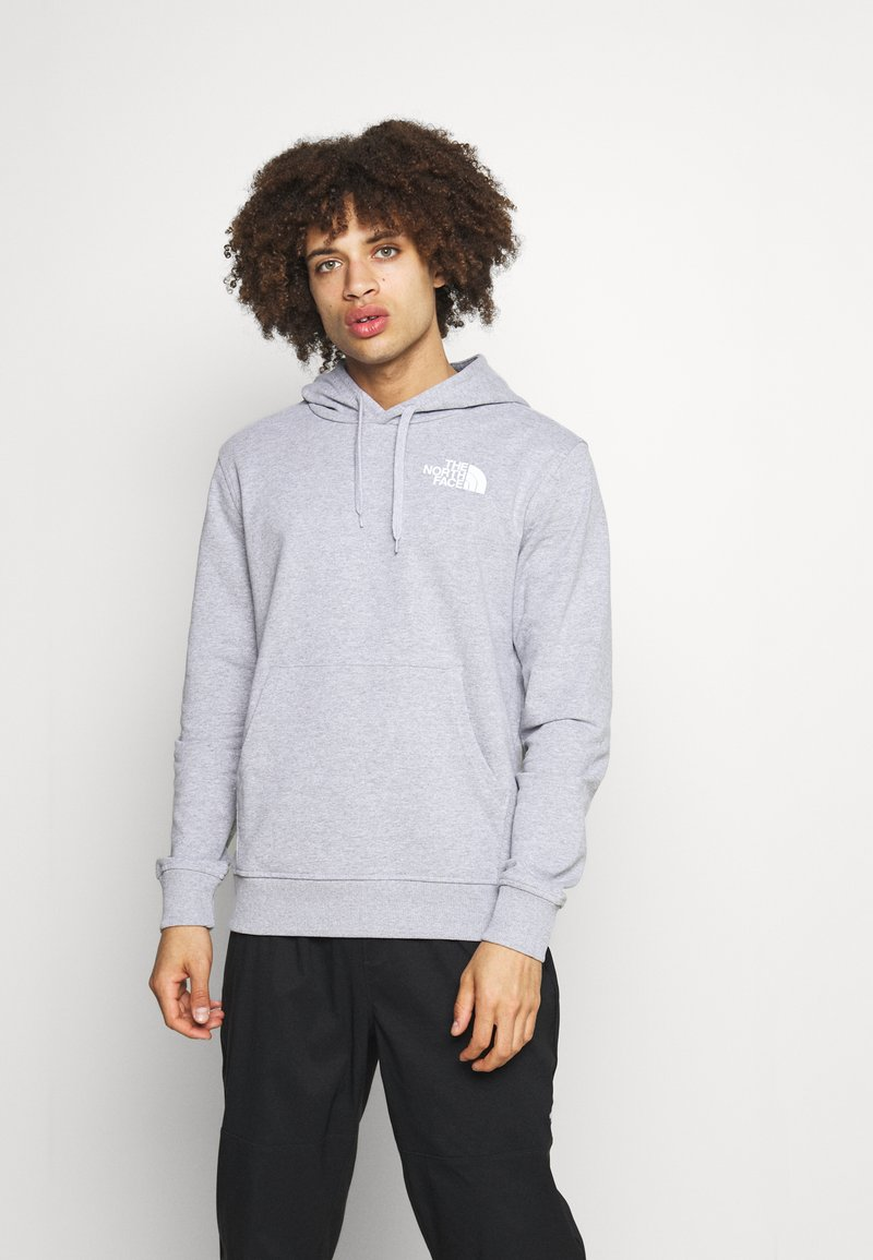 The North Face - IC CLASSIC HOODIE CLIMB - Hoodie - light grey heather