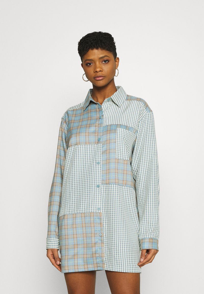 The Ragged Priest - PROTECTIVE - Shirt dress - blue