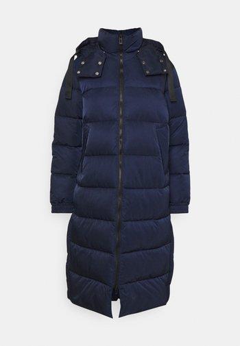 FAVINA - Zimní kabát - open blue