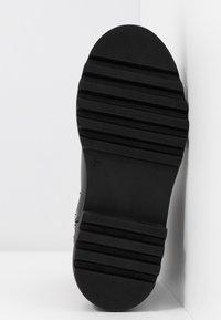 Zign - Platåstøvletter - black - 6