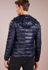 EA7 Emporio Armani - JACKET - Gewatteerde jas - night blue - 2