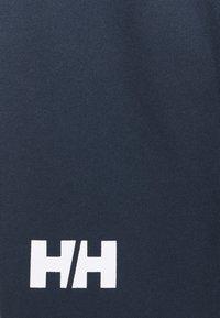 Helly Hansen - LOGO UNISEX - Tracksuit bottoms - navy - 2