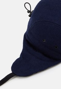 Lil'Boo - BLOCK PANEL EARS - Cap - navy/grey/burgundy - 4