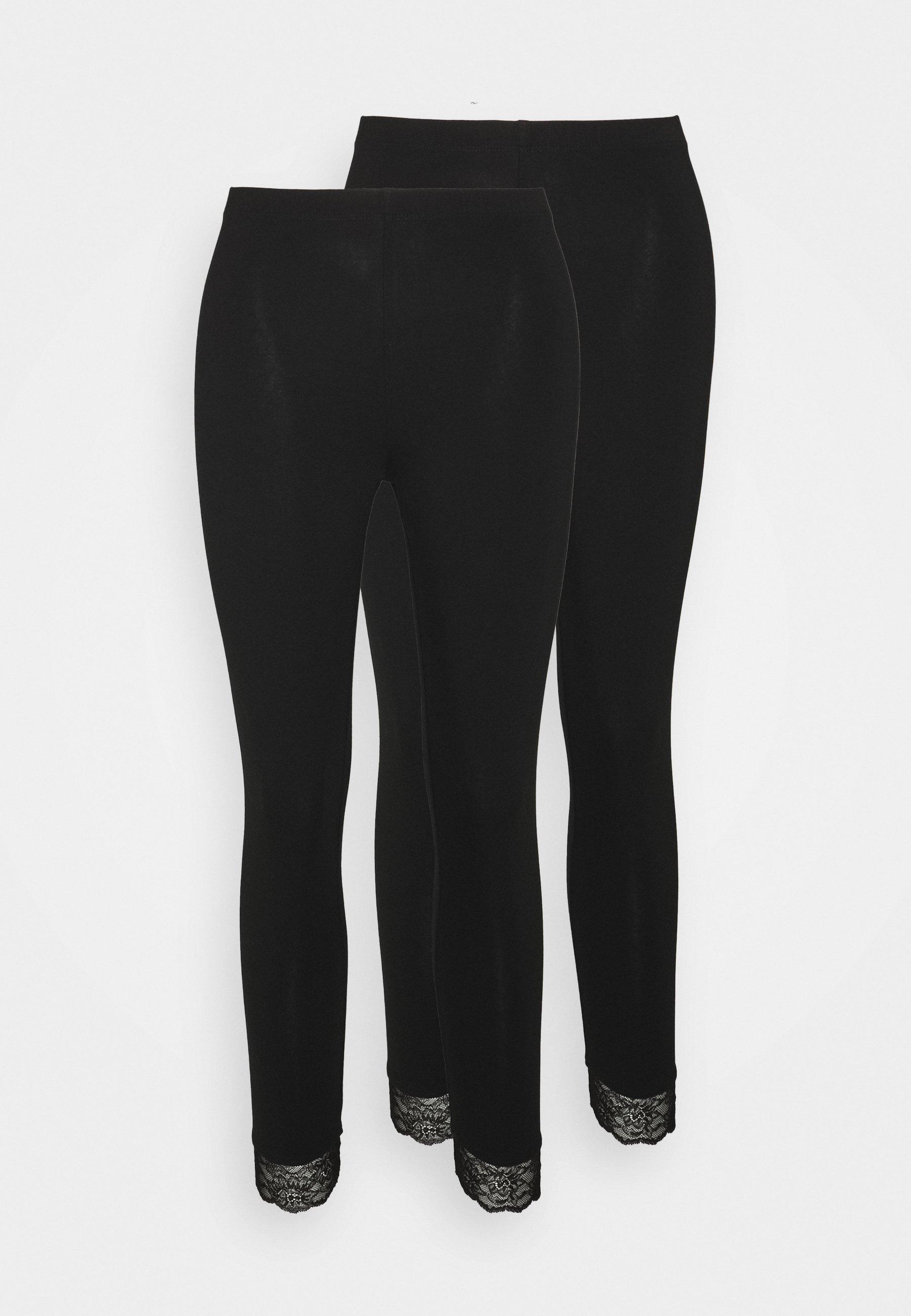 Women HEM 2 PACK - Leggings - Trousers