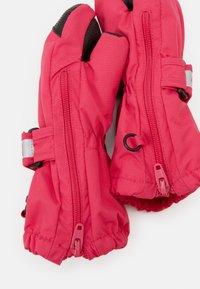 LEGO Wear - Mittens - dark pink - 3