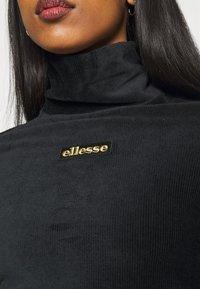 Ellesse - HOLLIE - Top sdlouhým rukávem - black - 6