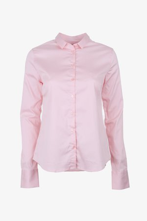 TILDA - Button-down blouse - soft rose