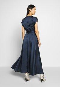 Love Copenhagen - LORETTA DRESS LONG - Maxi dress - maritime blue - 2