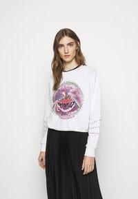 Pinko - BERNARDO - Sweatshirt - white - 0