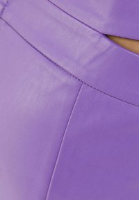 Bershka - Mini skirt - mauve - 4
