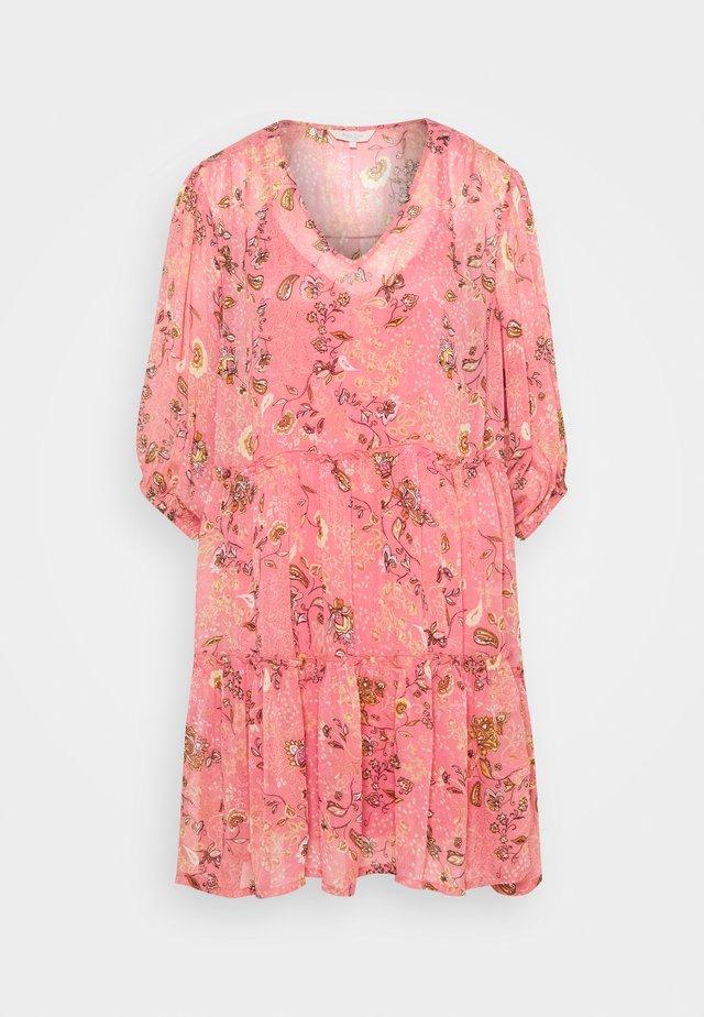 HAWRA - Day dress - desert rose