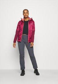 Salewa - ORTLES HYBRID - Outdoor jacket - rhodo red - 1