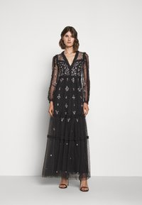 Needle & Thread - PENELOPE SHIMMER GOWN - Occasion wear - graphite - 0