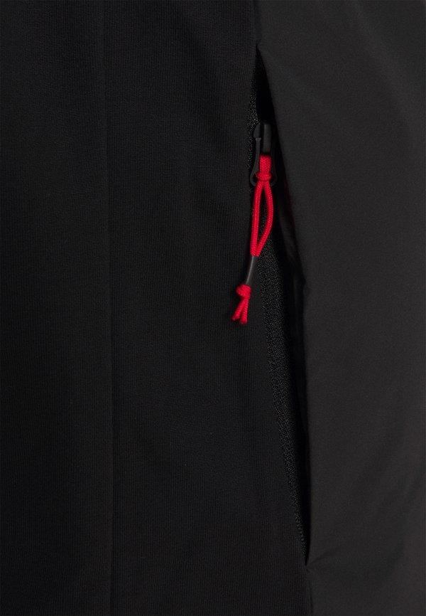 Hackett Aston Martin Racing Kurtka wiosenna - black/czarny Odzież Męska AMZF
