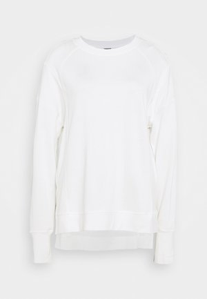 AFTER CLASS SWEATSHIRT - Sweatshirt - white