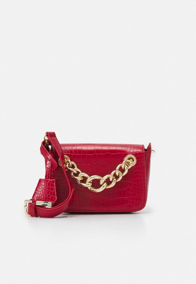 Glamorous - Taška spříčným popruhem - red as is