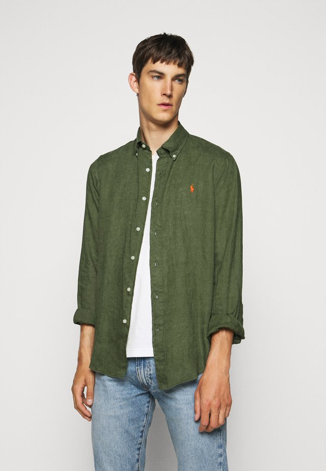 LONG SLEEVE SPORT  - Camicia - supply olive