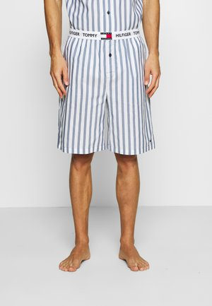STRIPE - Pyjama bottoms - blue