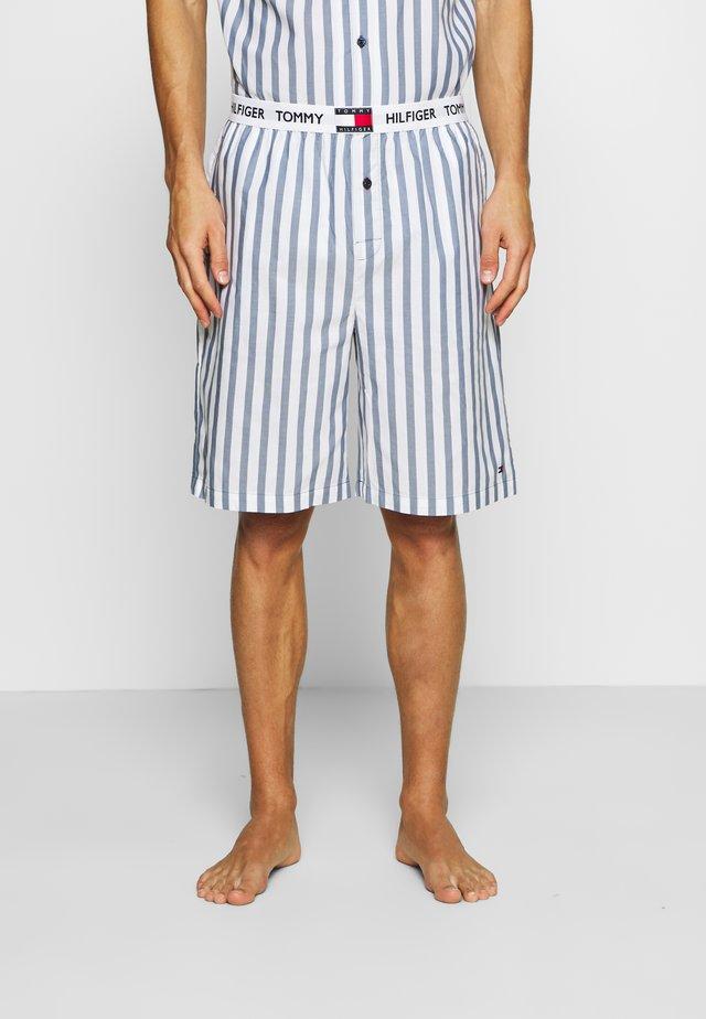 STRIPE - Pyjama bottoms - blue