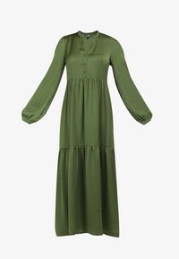 DreiMaster - Maxi dress - oliv - 4