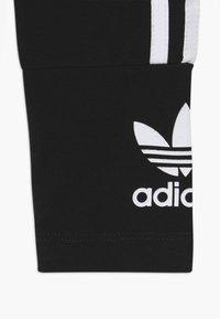 adidas Originals - LOCK UP TIGHTS - Leggings - black/white - 3